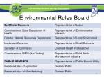 environmental rules board1