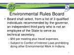 environmental rules board2