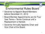 environmental rules board4
