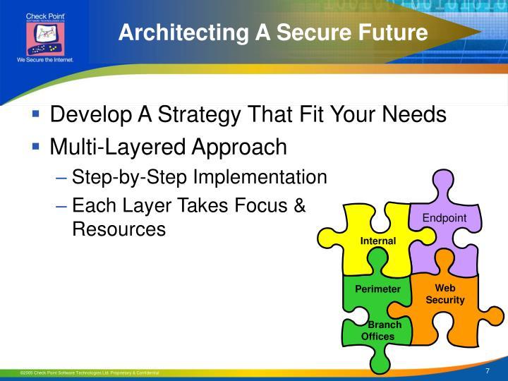 Architecting A Secure Future