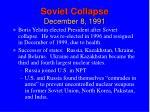 soviet collapse december 8 1991