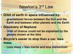 newton s 3 rd law1