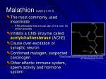 malathion cas121 75 5
