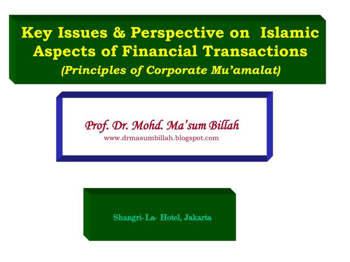 financial aspects of transactions Rules designed to limit the effects of such activities on financial markets other aspects of negotiated transactions markets in financial instruments.