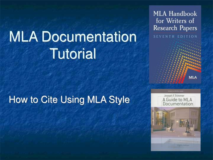 mla style of documentation within the research paper Mla documentation form33 525 sample mla research paper capaccio adds that problems within the health care system, agricultural.