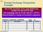 foreign exchange transaction example4