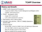 tcapf overview3