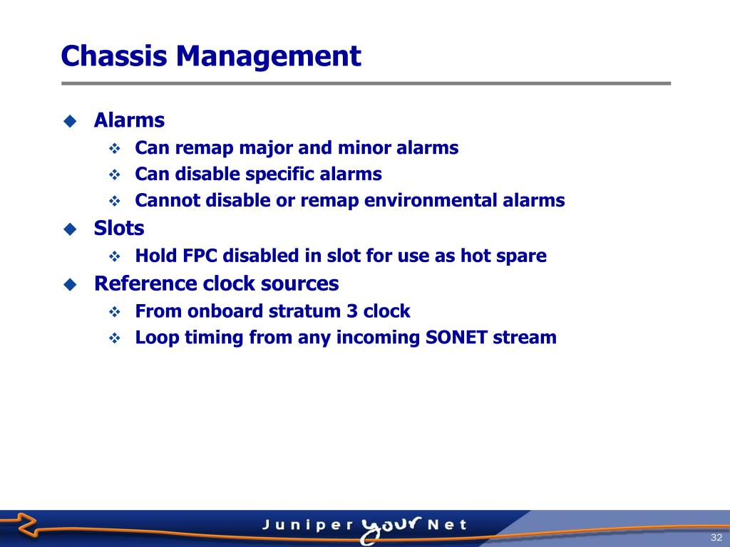Juniper Fpc Commands