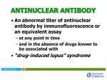 antinuclear antibody