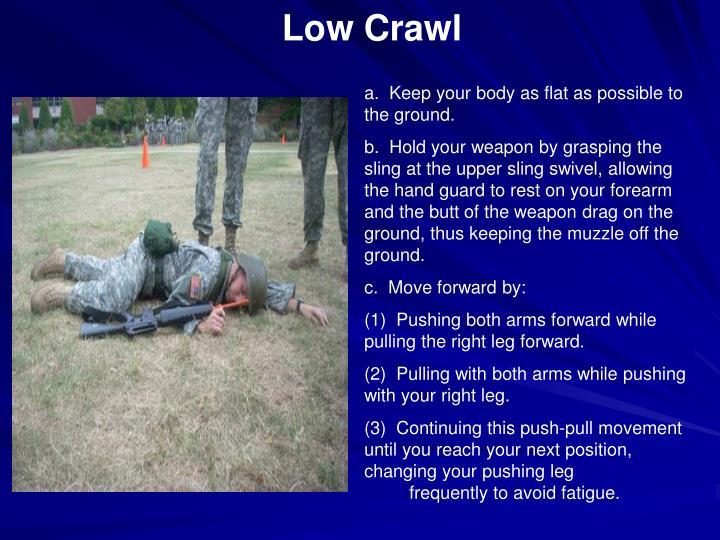 Low Crawl
