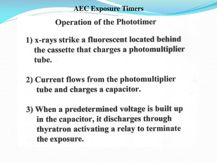 ppt the x ray circuit powerpoint presentation id 6628964