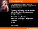 doa penutup