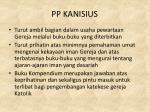 pp kanisius