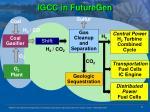 igcc in futuregen