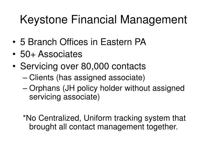 Keystone financial management1