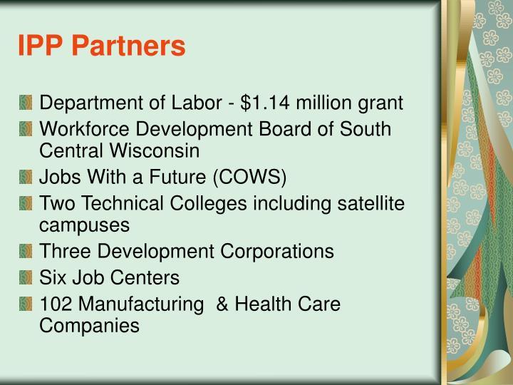 IPP Partners