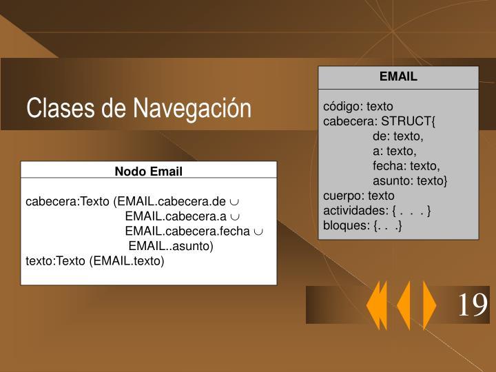 Nodo Email