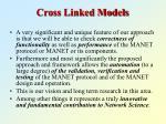 cross linked models2