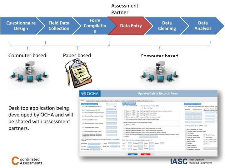 Assessment Partner