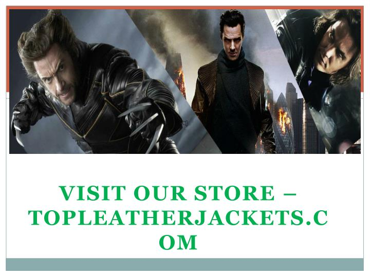 Visit our store – topleatherjackets.com