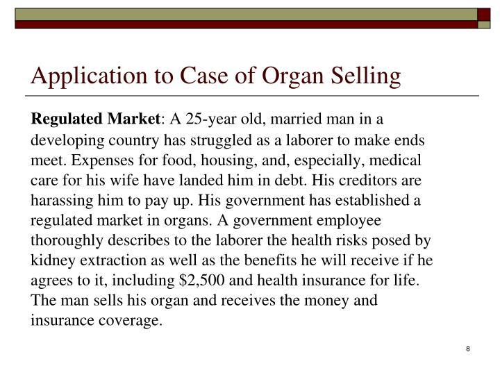 Regulated Market
