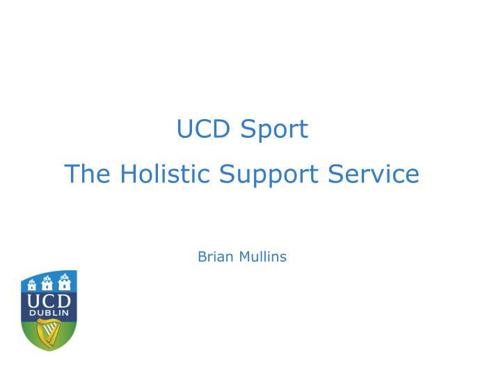 UCD Sport