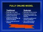 fully online model1
