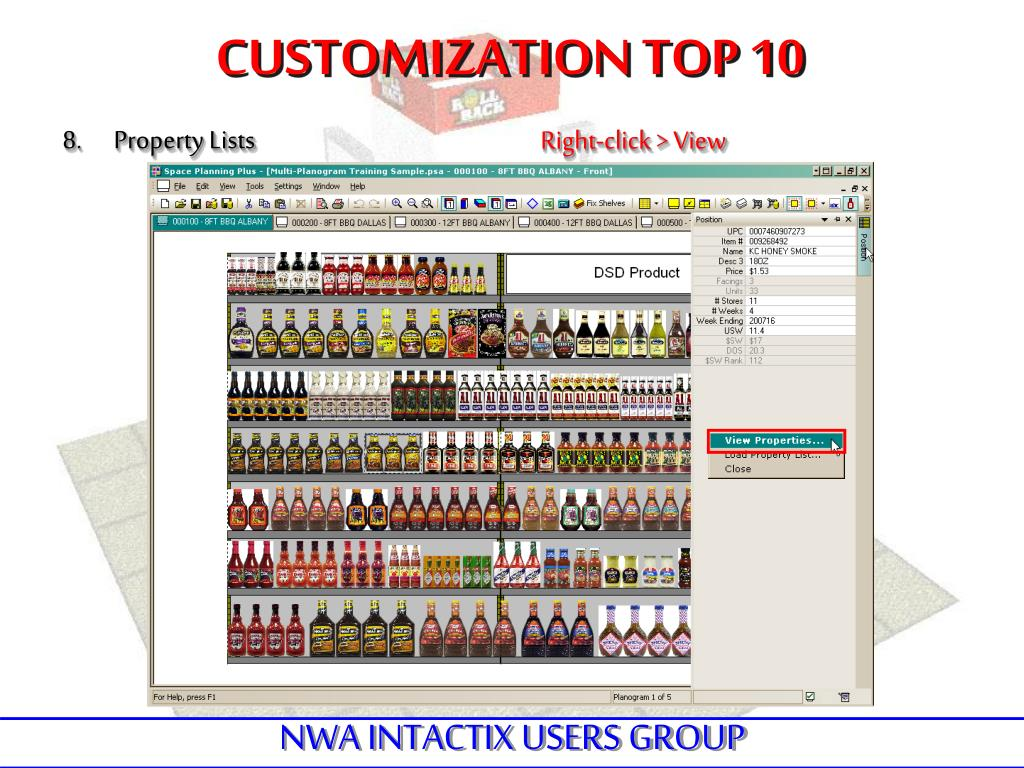 PPT - NWA INTACTIX USERS GROUP JANUARY 2008 PowerPoint