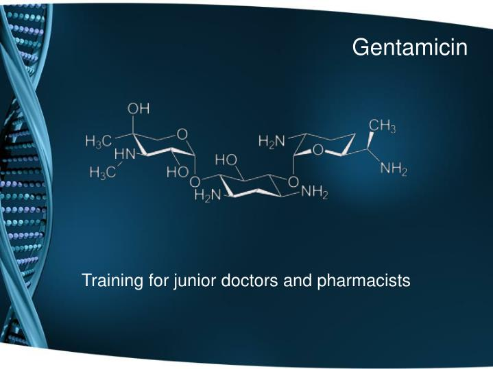 training for junior doctors and pharmacists n.