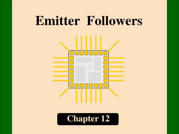 Emitter  Followers