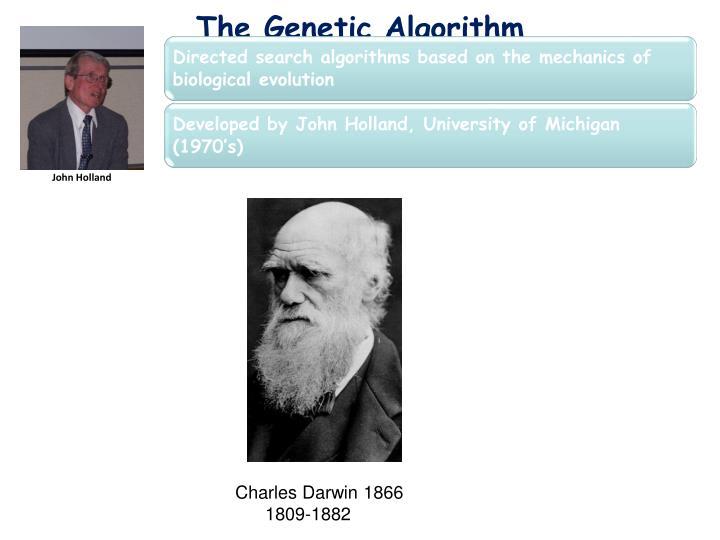 The Genetic Algorithm