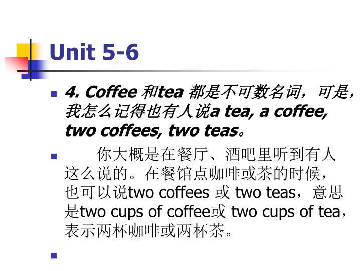 Unit 5-6