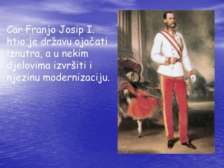 Hrvatska u doba i nakon neoapsolutizma