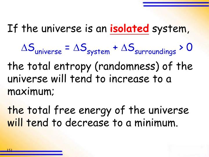 If the universe is an