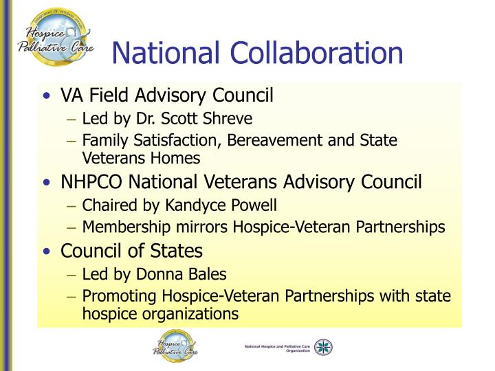 National Collaboration