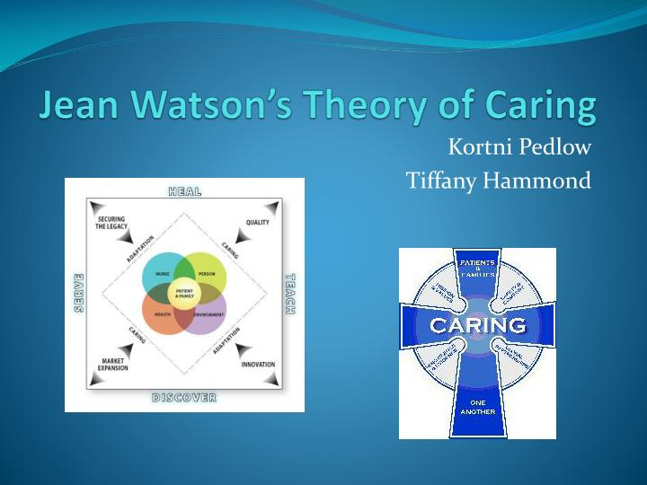 jean watson a caring moment And the utilization of jean watson's theory of human caring an explanation of the  nurse's ability to participate in a transpersonal caring moment and how the.