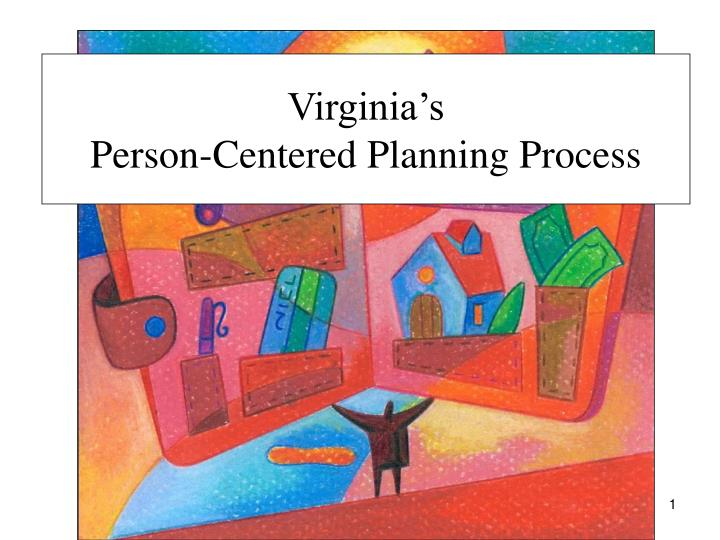 virginia s person centered planning process n.