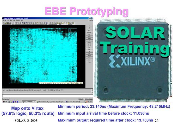 EBE Prototyping