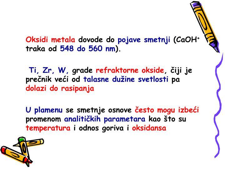 Oksidi metala