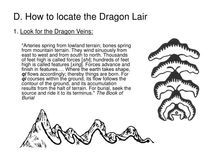 D. How to locate the Dragon Lair