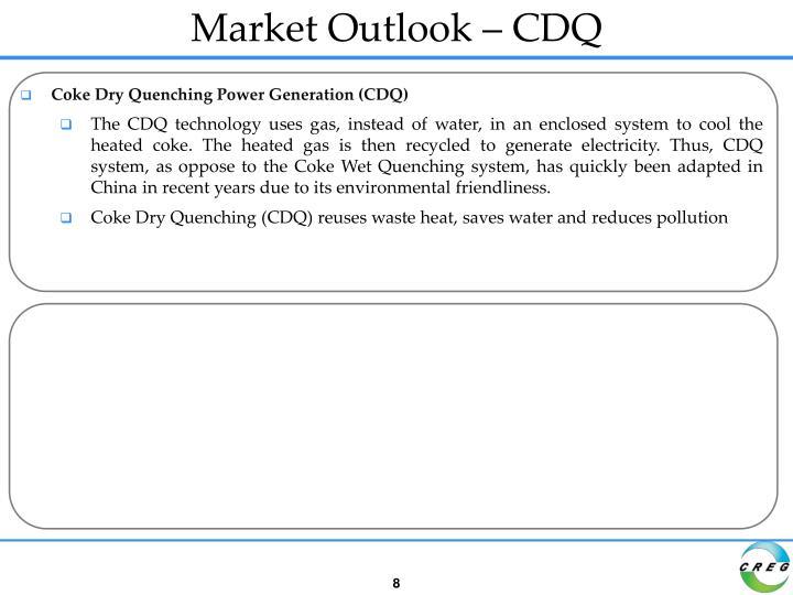 Market Outlook – CDQ