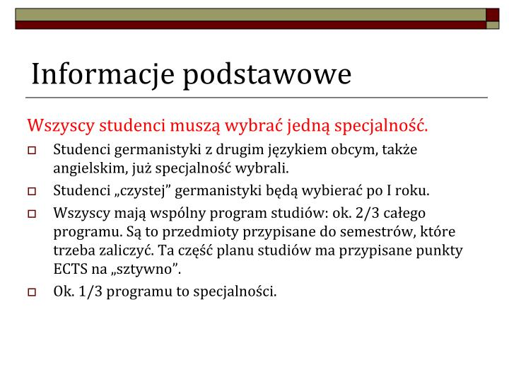 Informacje podstawowe1
