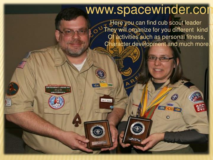 Www.spacewinder.com
