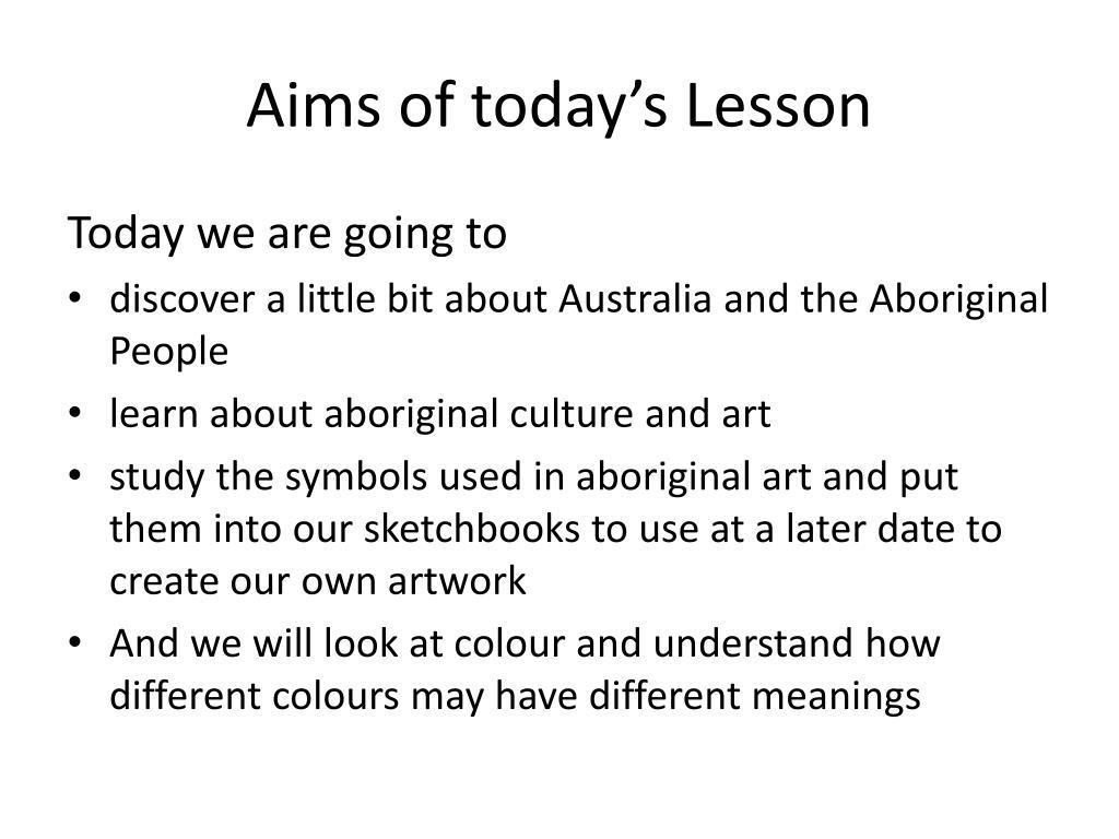 Ppt Aboriginal Art Powerpoint Presentation Id 6638641