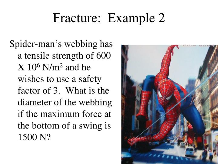 Fracture:  Example 2