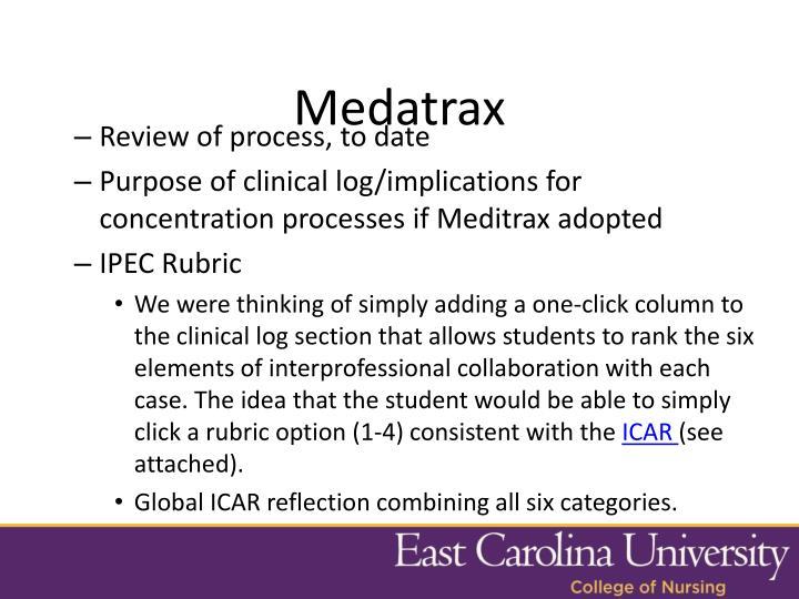 Medatrax