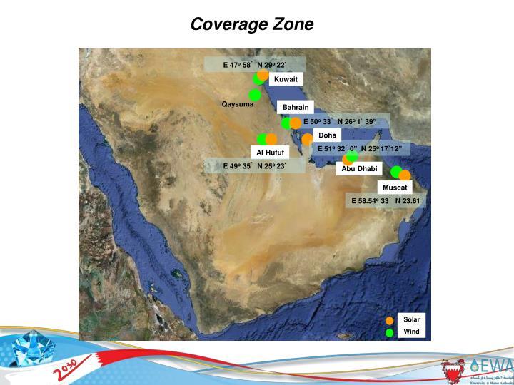 Coverage Zone