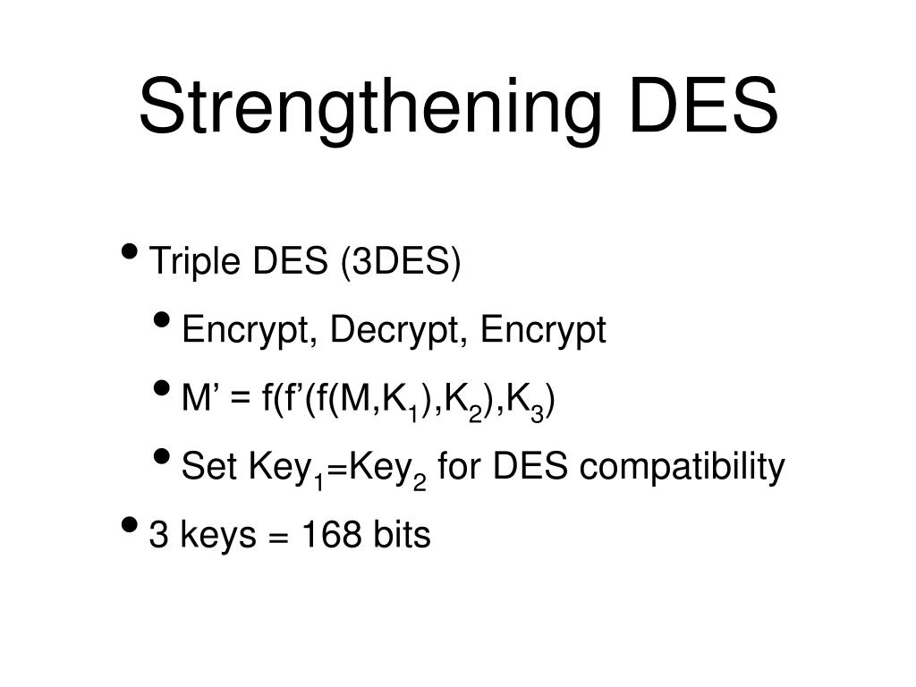 PPT - Symmetric EncryptionFunctions PowerPoint Presentation - ID:6640558