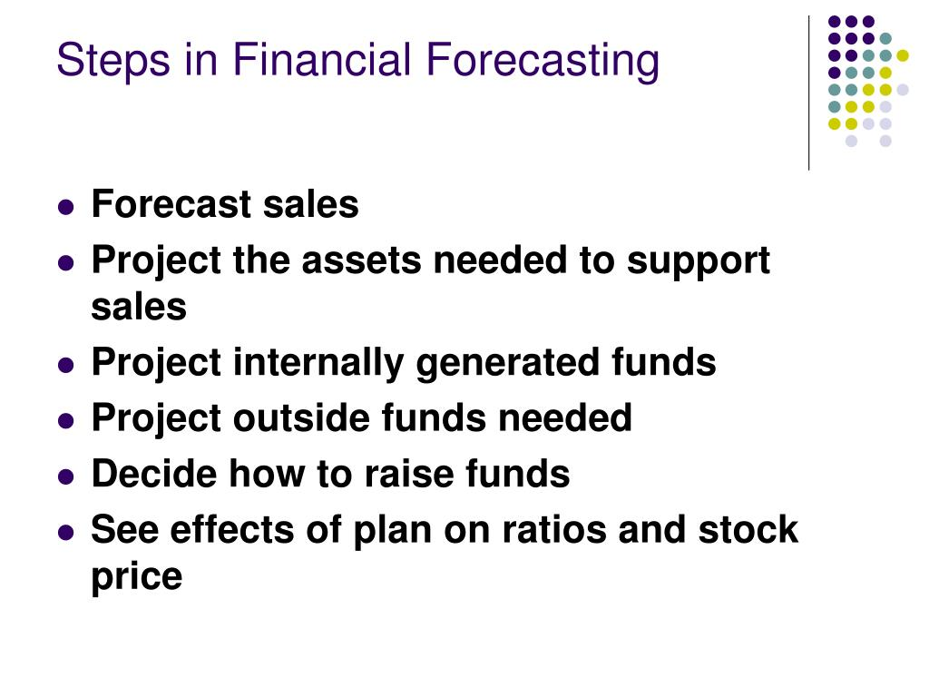 PPT - Financial Forecasting PowerPoint Presentation - ID:6641130