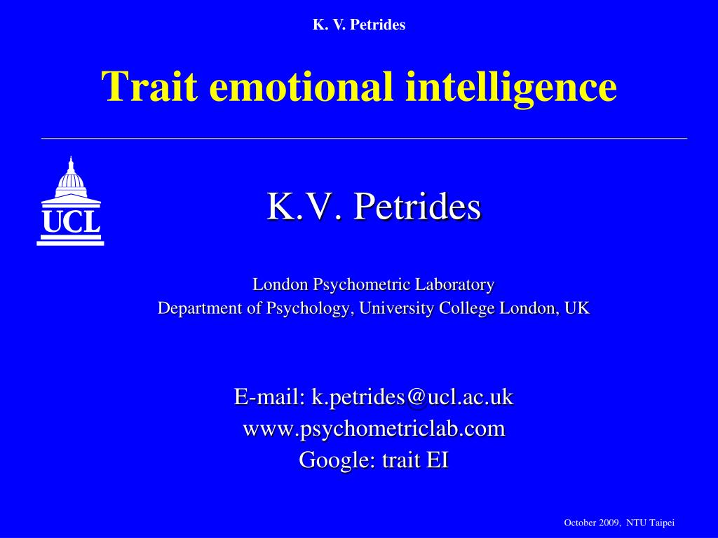 emotional intelligence 9 essay